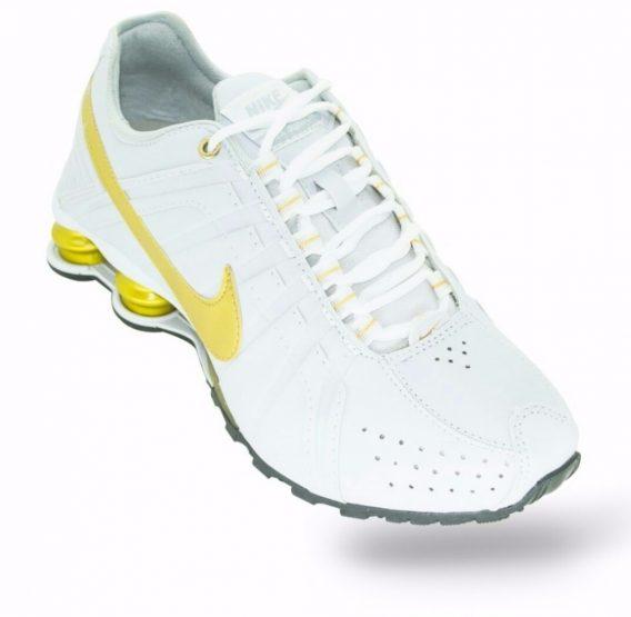 Tênis Nike Shox Júnior 4 Molas Masculino Promoção Imperdível 568x555 - Tênis Nike Shox Junior