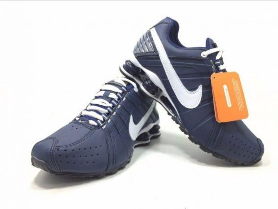 Tênis Nike Shox Júnior 4 Molas Masculino Promoção Imperdível2 568x427 - Tênis Nike Shox Junior