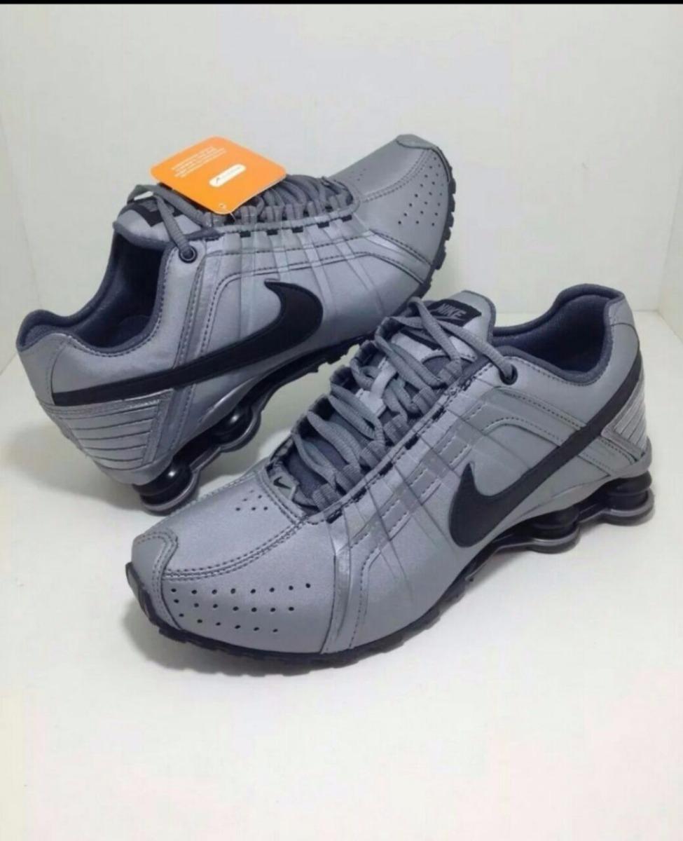 8580b8436f15d Tênis Nike Shox Junior - LeveShoes