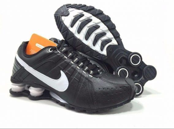 Tênis Nike Shox Júnior 4 Molas Masculino Promoção Imperdível5 568x423 - Tênis Nike Shox Junior