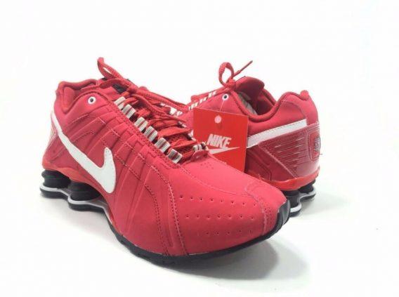 Tênis Nike Shox Júnior 4 Molas Masculino Promoção Imperdível6 568x423 - Tênis Nike Shox Junior