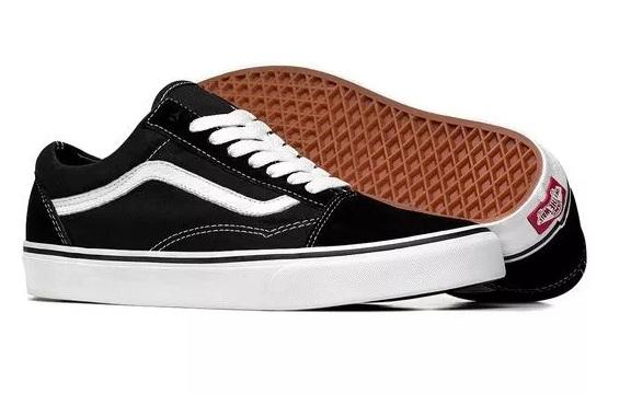 Tênis Vans Old Skool Masculino Feminino 6 - Tênis Vans Old Skool