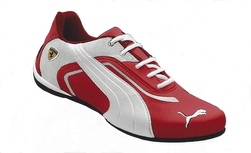 c47a0bb698d Tênis Puma Ferrari - LeveShoes