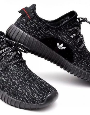 Adidas Yeezy 350 Pirate Black