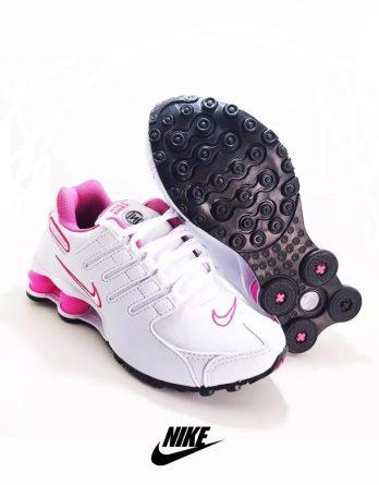 Tênis Nike Shox 4 Molas Feminuno 2 348x445 - Tênis Nike Shox Feminino
