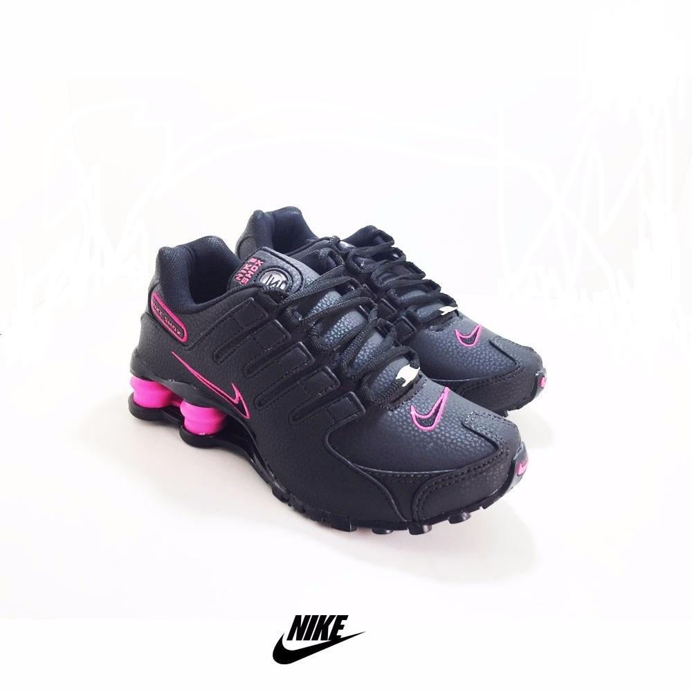 7bbdafe51b1 Tênis Nike Shox Feminino - LeveShoes