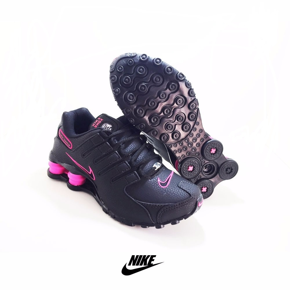 b722e73e07 Tênis Nike Shox Feminino - LeveShoes