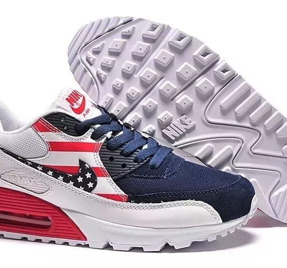 Tenis Nike Air Max 90 importado 7 568x531 - TENIS NIKE AIR MAX 90