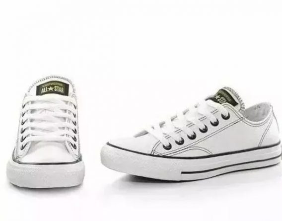 Tênis Converse All star Couro Unissex 2 568x445 - Tênis All Star Converse Chuck Taylor