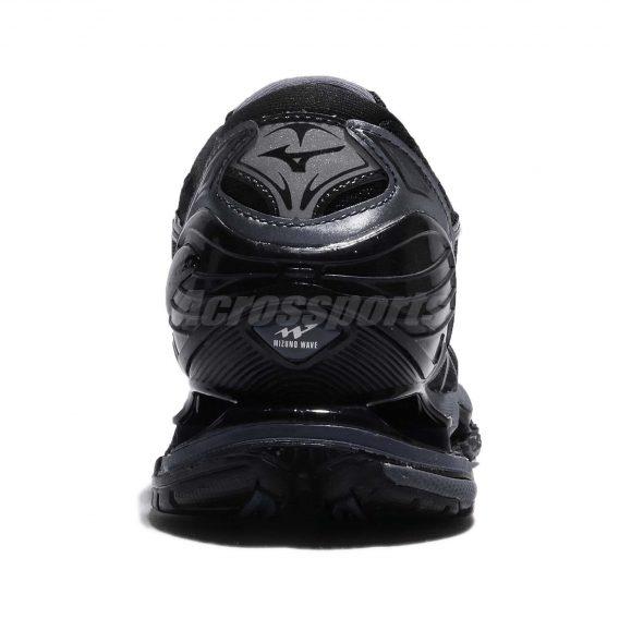 Mizuno Wave Prophecy 7 VII Black Blue Grey Men Running Shoes Sneaker 4 568x568 - Tenis Mizuno Wave Prophecy 7 Masculino