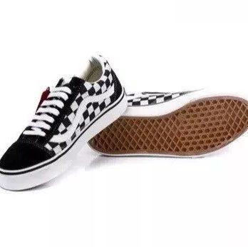 Tenis Vans Old Skool Skate Xadrez Quadriculado 4 348x346 - Tênis Vans Old Skool Skate Xadrez