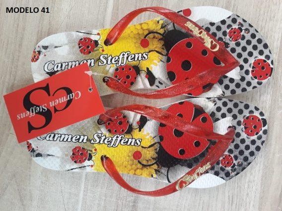 Atacado Chinelo Carmen Steffens 41 568x426 - Atacado Chinelo Carmen Steffens   12 pares  R$15 o par