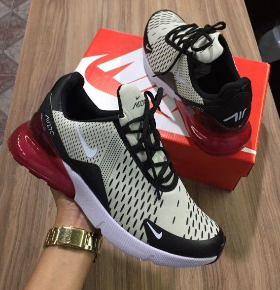 Atacado Tenis Masculino Nike Air Max 270 Ar Gel 3 568x589 - Atacado Tenis Nike Air Max 270  Ar Gel 12 pares R$62 o Par