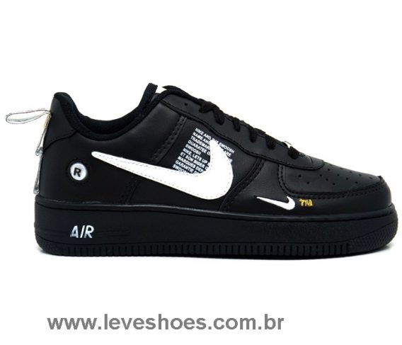 Tênis Nike Air Force 1 TM 568x487 - Tênis Nike Air Force