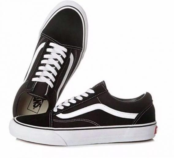 Tênis Vans Old Skool Masculino Feminino  568x515 - Atacado Tênias Vans 12 pares  R$50 o par