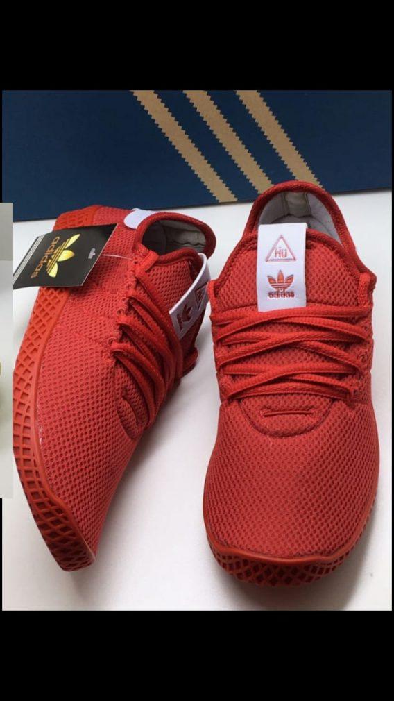 Tênis adidas Pharrell Wlliams Hu Masculino Feminino 17 568x1010 - Atacado Tênis adidas Pharrell Wlliams Hu Masculino Feminino 12 pares R$60 o Par