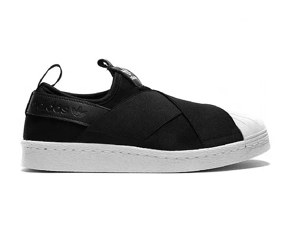 0b9d232a28a Tênis adidas - Superstar Slip On Elástico - LeveShoes