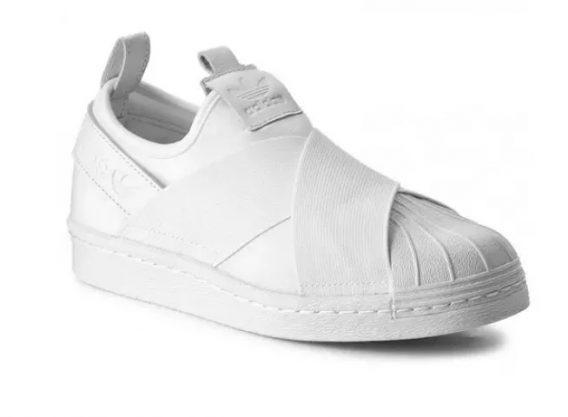 Tênis adidas Superstar Slip On Elástico Lançamento 5 568x417 - Tênis adidas - Superstar Slip On Elástico