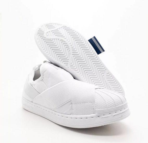 Tênis adidas Superstar Slip On Elástico Lançamento 6 568x550 - Tênis adidas - Superstar Slip On Elástico