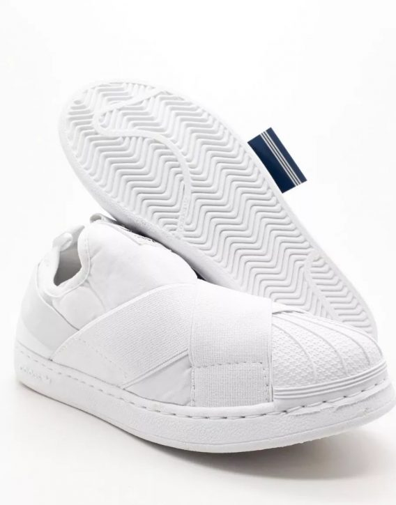 Tênis adidas Superstar Slip On Elástico Lançamento 6 568x725 - Tênis adidas - Superstar Slip On Elástico - Lançamento