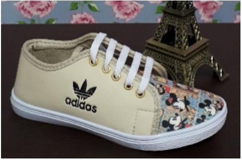 7953fd7cad9 Sapatilha Adidas Feminino - LeveShoes