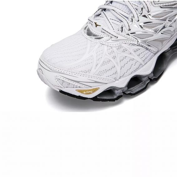 Mizuno Wave Prophecy 7 5 568x568 - Tênis Mizuno Wave Prophecy 7 Masculino Branco