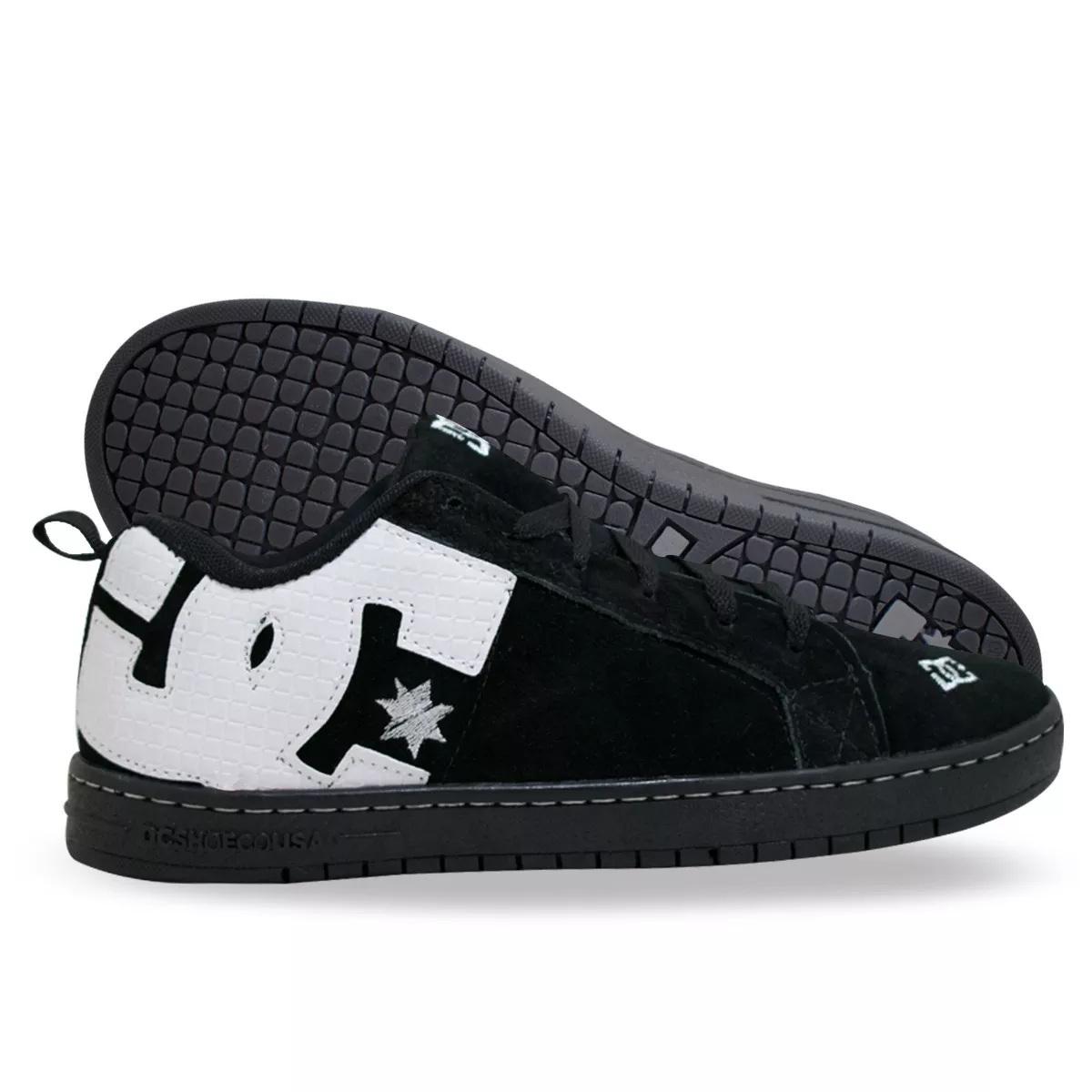 Tênis DC shoes Parrudo Skate - LeveShoes 0dc9c40d87cb4