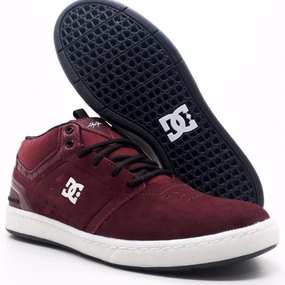 Tênis Masculino Dc Shoes Skate 3 568x569 - Tênis DcShoesSkateCole Signature Bota