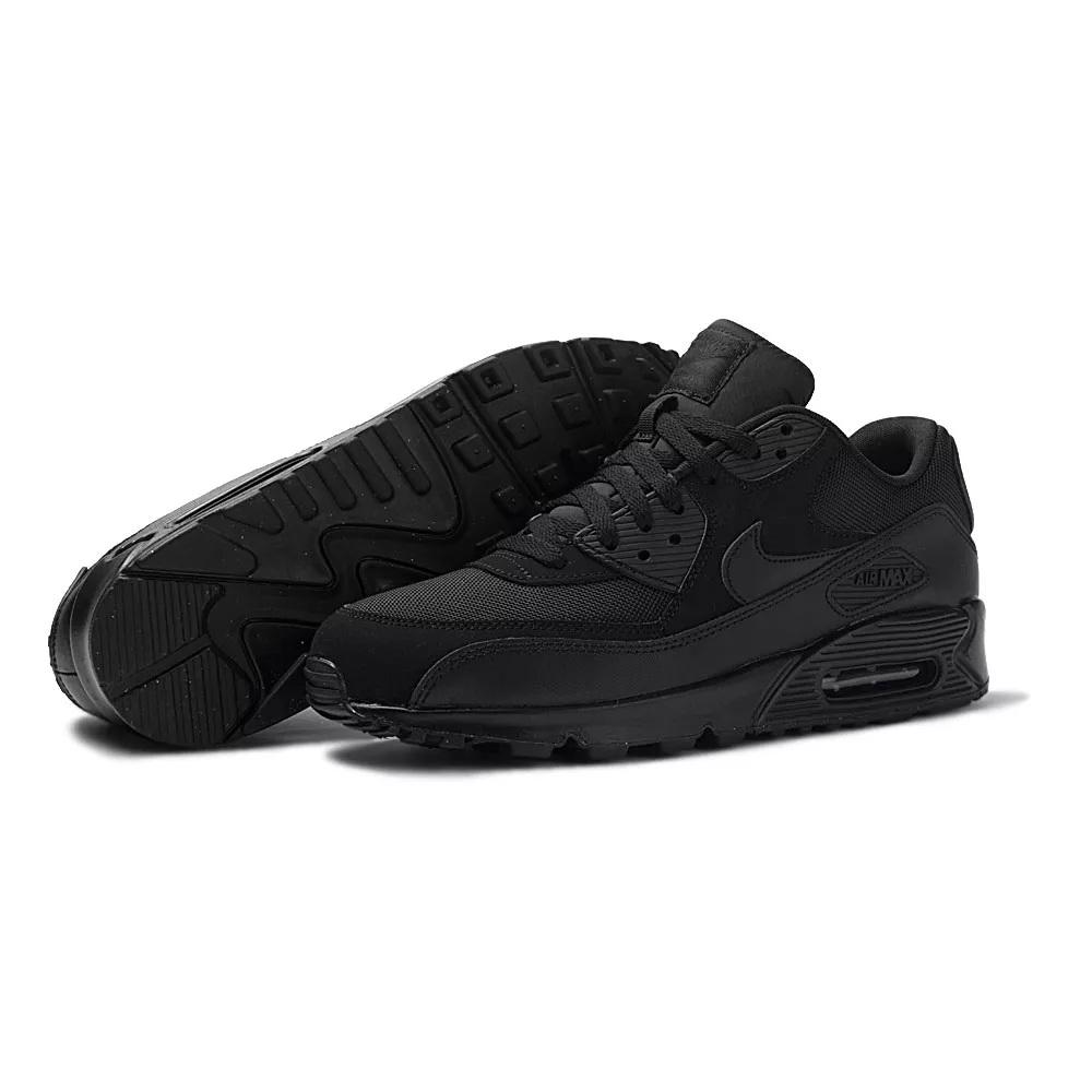 b235357285c1a Tênis Nike Air Max 90 Preto - LeveShoes
