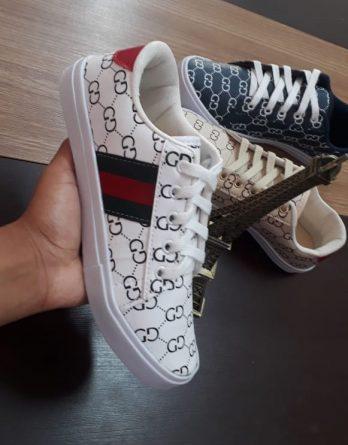 3 Adidas Gucci Ténis Sapatilha 348x445 - Sapatilha Feminino Gucci