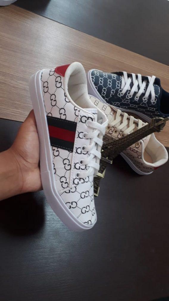 3 Adidas Gucci Ténis Sapatilha 568x1009 - Sapatilha Feminino Gucci