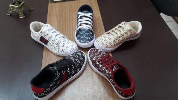 Adidas Gucci Ténis Sapatilha 568x320 - Sapatilha Feminino Gucci