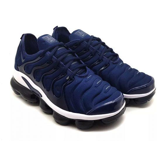 Tenis nike Vapor Max Plus Vm azul 01 568x483 - Tênis Nike Vapor Max Plus Vm Preto