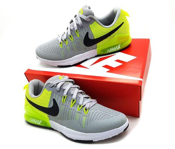 nike air max Cinza verde3 568x483 - Tênis Nike Air Max 2019