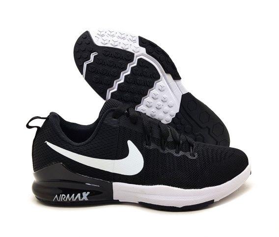nike air max Preto branco1 568x483 - Tênis Nike Air Max 2019