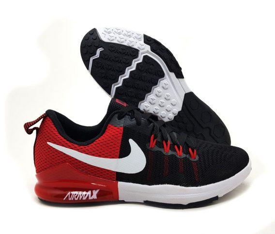 nike air max Preto vermelho1 568x483 - Tênis Nike Air Max 2019