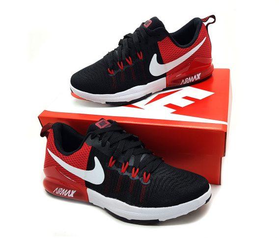 nike air max Preto vermelho3 568x483 - Tênis Nike Air Max 2019