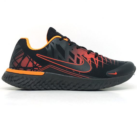 Tênis Nike Air Turno Masculino Preto e Laranja 1 568x487 - Tênis Nike Air Turno Masculino Preto e Laranja