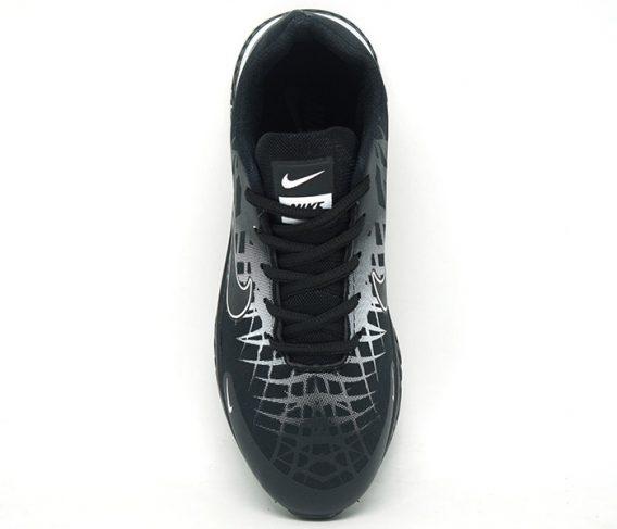 Tênis Nike Air Turno Preto e Branco 3 568x487 - Tênis Nike Air Turno Masculino Preto e Branco