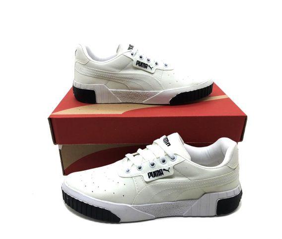 Tênis Feminino Puma branco 2 568x483 - Tênis Feminino Puma