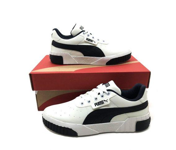 Tênis Feminino Puma branco preto 2 568x483 - Tênis Feminino Puma