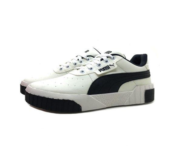 Tênis Feminino Puma branco preto 568x483 - Tênis Feminino Puma