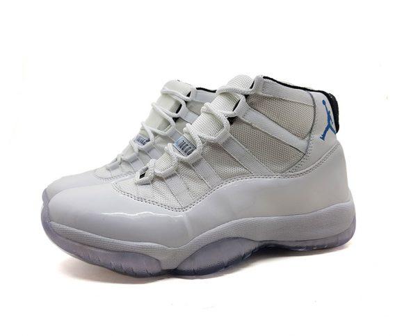 Tênis de Basquete Nike branco 568x483 - Tênis de Basquete Nike