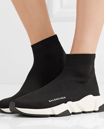 Tênis Balenciaga Meia 348x429 - Balenciaga Speed Trainer on feet