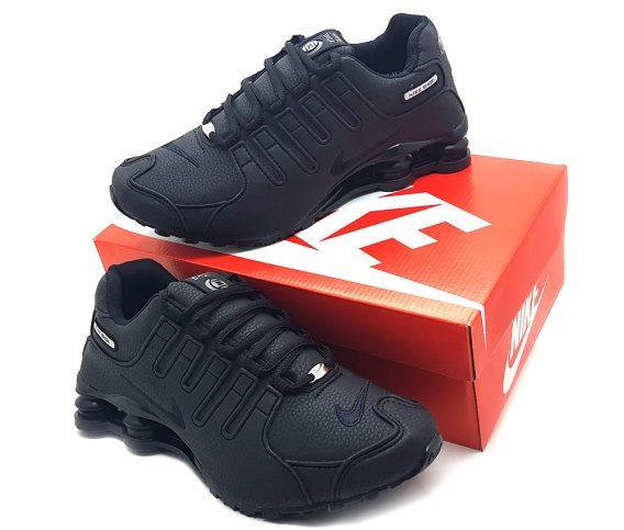 Tênis Nike Shox NZ 2 568x483 - Tênis Nike Shox NZ
