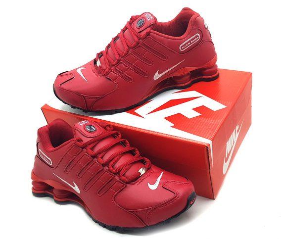 Tênis Nike Shox NZ 4 568x483 - Tênis Nike Shox NZ