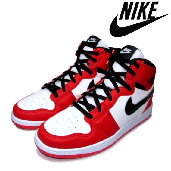 Nike Air Jordan Branco Vermelho 3 568x568 - Bota Nike Air Jordan