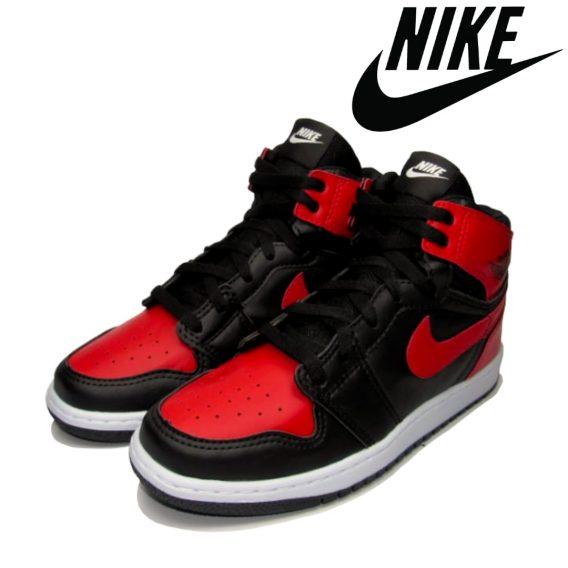 Nike Air Jordan Preto Vermelho 3 568x568 - Bota Nike Air Jordan