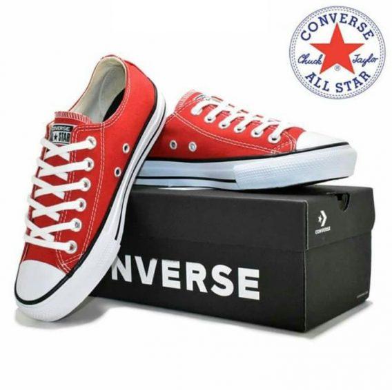 Tênis All Star Converse 568x566 - Tênis All Star Converse Lona