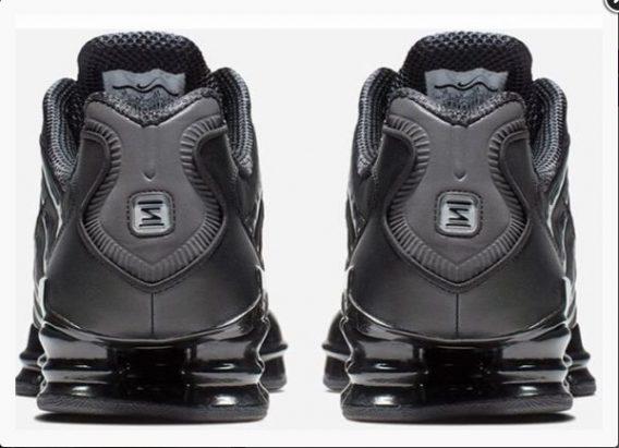 Tênis Nike Shoes TL 12 Molas 02 568x411 - Tênis Nike Shox TL 12 Molas